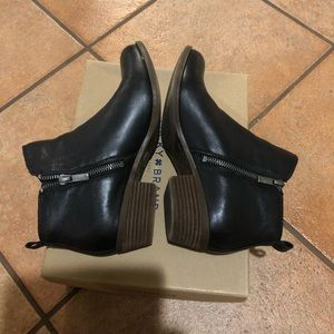 Lucky Brand Basel Bootie 7.5
